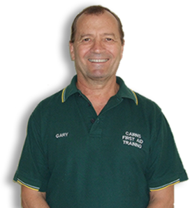 Gary - First Aid Trainer